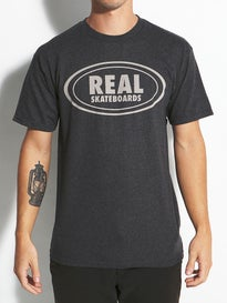 Real Oval T-Shirt