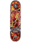 Real Ramondetta Firestarter LowPro 2 Deck 8.25 x 32