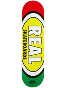 Real Team Edition Oval 3 Larger Deck 8.38 x 32.56