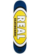Real Team Edition Oval 3 MD Deck 8.06 x 32