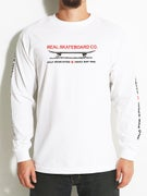 Real Self Medicated Longsleeve T-Shirt