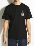 Real Skateboarding Is #1 T-Shirt
