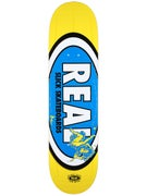 Real Team Slick Oval LG Deck 8.06 x 32