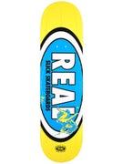 Real Team Slick Oval XL Deck 8.25 x 32
