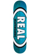 Real Two Tone Oval MD Full Shape Deck 8.06 x 31.97
