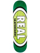 Real Team Wood Oval LG Deck 8.25 x 32