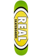 Real Team Wood Oval MD Deck 8.06 x 32