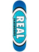 Real Team Wood Oval XL Deck 8.5 x 32.18