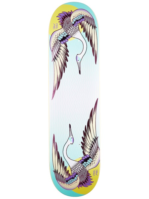 Real Wair High Noon Twin Tail Deck 8 25 x 31 8 - Skate Warehouse