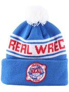 Real Wrecking Crew Pom Beanie