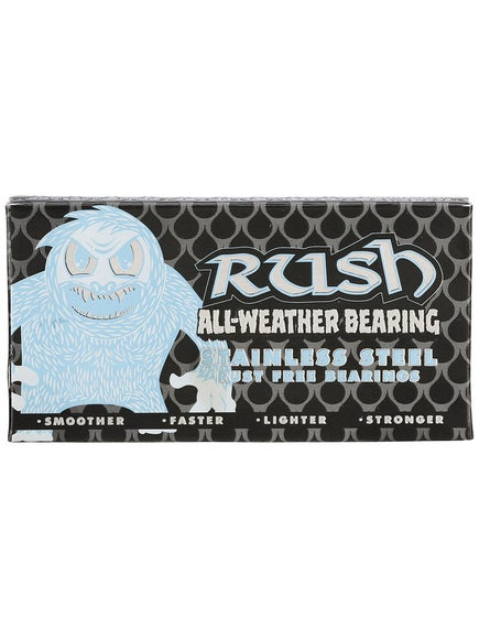 Rush All Weather Stainless Steel Bearings