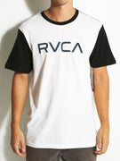 RVCA Big RVCA Baseball T-Shirt