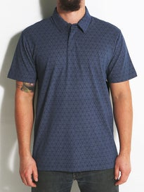 RVCA Sure Thing Cones Polo Shirt