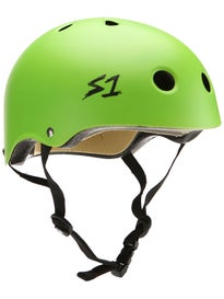 S-One Lifer CPSC Helmet  Bright Green Matte
