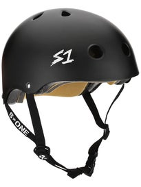 S-One Lifer CPSC Helmet  Black Matte