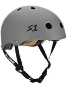 S-One Lifer CPSC Helmet  Grey Matte