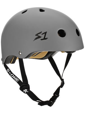 S-One Lifer CPSC Helmet Grey Matte SM