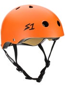S-One Lifer CPSC Helmet  Matte Orange