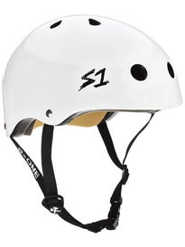 S-One Lifer CPSC Helmet  Gloss White
