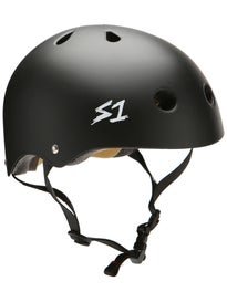 S-One Mega Lifer CPSC Helmet  Black Matte