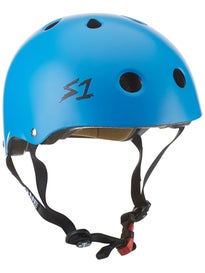 S-One Mini Lifer Kids CPSC Helmet  Cyan Matte