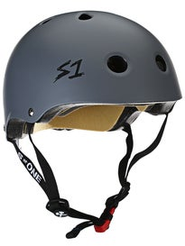S-One Mini Lifer Kids CPSC Helmet  Matte Grey