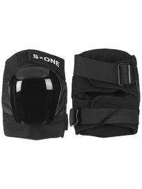 S-One Pro Knee Pads  Black/Black