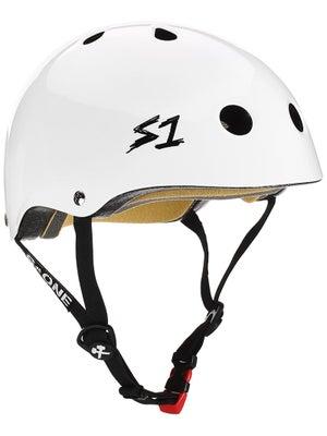 S-One Mini Lifer CPSC Helmet White XS