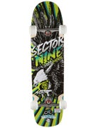Sector 9 Budro Pro Green Complete  9.25 x 36.25