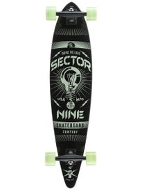 Sector 9 Beacon Longboard Complete  8.75 x 38