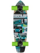 Sector 9 Dart Mini Green Complete  8.1 x 31.6