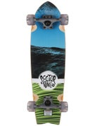 Sector 9 Floater Mini Green Complete  8.25 x 29.5