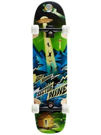 Sector 9 Jeff Budro 2016 Complete 9.25 x 36.25