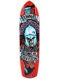 Sector 9 Javelin Downhill Division Deck  9.75 x 37