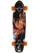 Sector 9 Liquid Metal Mini Complete  8.1 x 31.6