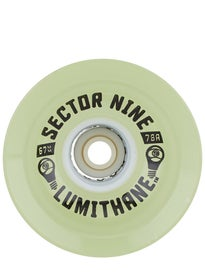 Sector 9 Lumithane Wheels 67mm