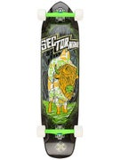 Sector 9 Mini Daisy Platinum Black Complete  9.125x37.5