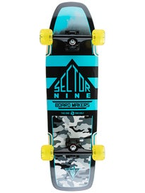 Sector 9 Ninety Five Blue Complete  8.5 x 31.5