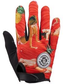 Sector 9 Rush Slide Gloves Pineapple Red