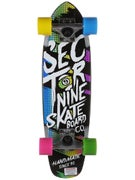 Sector 9 The Steady Black Complete  6.75 x 25.6