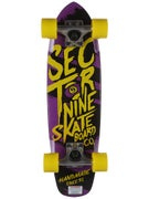 Sector 9 The Steady Purple Complete  6.75 x 25.6
