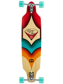 Sector 9 Sentinel II Bamboo 2016 Complete  9.25 x 37.5