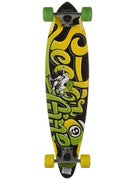 Sector 9 The Swift Yellow Complete  8.6 x 34.5