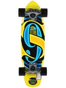 Sector 9 The Steady Yellow/Blue Complete  6.75 x 25