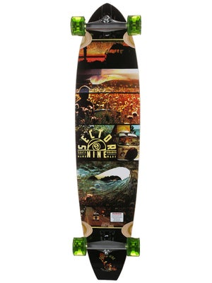 Sector 9 Voyager CLSX Complete  9.3 x 39.5