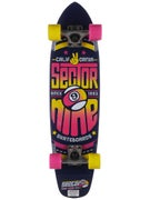 Sector 9 The Wedge Blue Complete  7.25 x 31.25