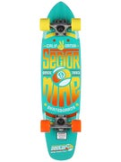 Sector 9 The Wedge Teal Complete  7.25 x 31.25