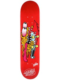 Santa Cruz Slasher SevenTwo Deck  7.25 x 29.9