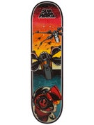 Santa Cruz x Star Wars Ep.7 Poe Dameron Deck  8.375x32