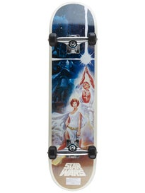 Santa Cruz Star Wars A New Hope Complete 7.8 x 31.4